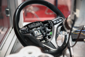 CurveSYS™ Steering Wheel Sensor Integration