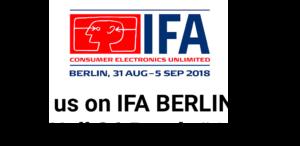 IFA 2018 CurveSYS