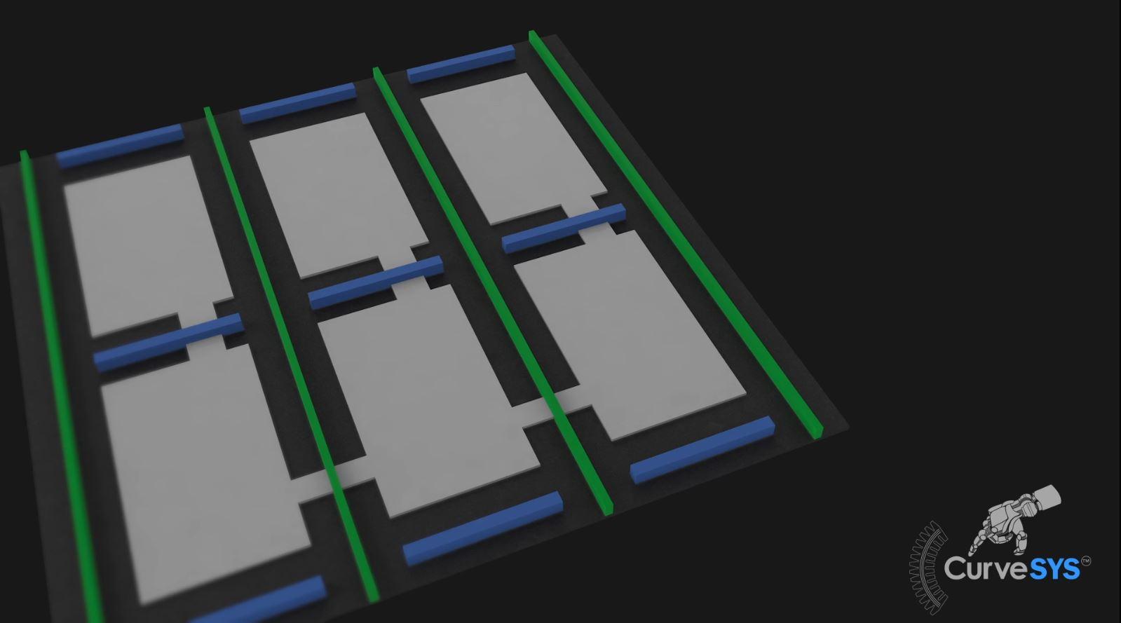 CurveSYS™ Sensor 1